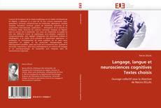 Capa do livro de Langage, langue et neurosciences cognitives Textes choisis