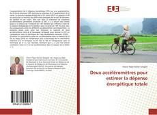 Capa do livro de Deux accéléromètres pour estimer la dépense énergétique totale