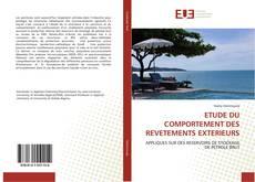 Couverture de ETUDE DU COMPORTEMENT DES REVETEMENTS EXTERIEURS