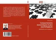 Couverture de Comportements économiques et jeux psychologiques