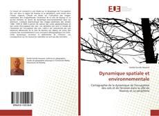 Couverture de Dynamique spatiale et environnementale