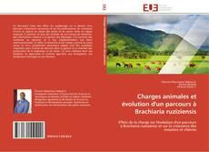 Capa do livro de Charges animales et évolution d'un parcours à Brachiaria ruziziensis