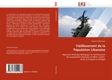 Buchcover von Vieillissement de la Population Libanaise