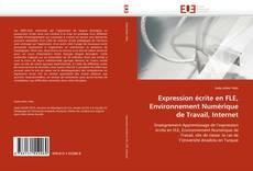 Bookcover of Expression écrite en FLE, Environnement Numérique de Travail, Internet