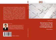 Buchcover von Ouverture d'une consultation de Cardiogénétique