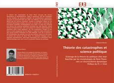 Bookcover of Théorie des catastrophes et science politique