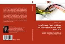 Bookcover of Les effets de l'aide publique au développement au Niger et au Mali