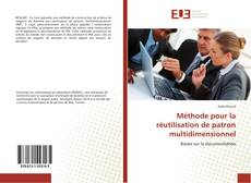 Buchcover von Méthode pour la réutilisation de patron multidimensionnel