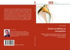 Bookcover of Essais accélérés en conception
