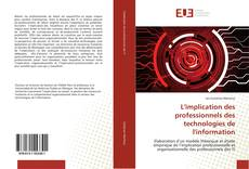 Portada del libro de L'implication des professionnels des technologies de l'information