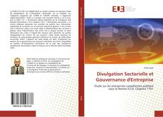 Divulgation Sectorielle et Gouvernance d'Entreprise的封面