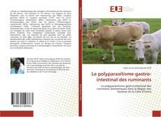 Le polyparasitisme gastro-intestinal des ruminants的封面