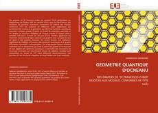 Buchcover von GEOMETRIE QUANTIQUE D'OCNEANU