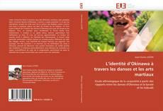 Bookcover of L'identité d'Okinawa à travers les danses et les arts martiaux