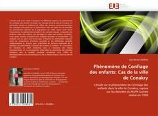 Portada del libro de Phénomène de Confiage des enfants: Cas de la ville de Conakry