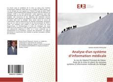 Bookcover of Analyse d'un système d'information médicale