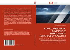 Portada del libro de CLIMAT, PHENOLOGIE, GENETIQUE ET EMBRYOGENESE SOMATIQUE DU CACAOYER