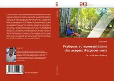 Copertina di Pratiques et représentations des usagers d'espaces verts