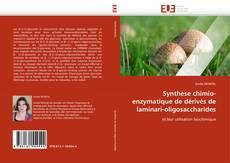 Synthèse chimio-enzymatique de dérivés de laminari-oligosaccharides的封面