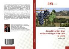 Bookcover of Caractérisation d'un antiport de type NHX chez la vigne
