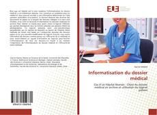 Couverture de Informatisation du dossier médical