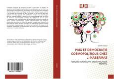 Обложка PAIX ET DEMOCRATIE COSMOPOLITIQUE CHEZ J. HABERMAS