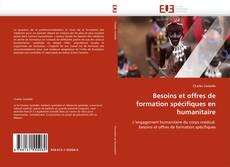 Couverture de Besoins et offres de formation spécifiques en humanitaire