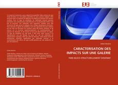 CARACTERISATION DES IMPACTS SUR UNE GALERIE的封面
