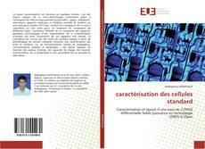 caractérisation des cellules standard kitap kapağı