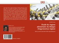 Обложка Étude du régime alimentaire du Maigre (Argyrosomus regius)