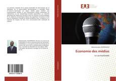 Bookcover of Economie des médias