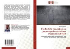 Bookcover of Etude de la fissuration au jeune âge des structures massives en béton