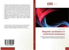 Bookcover of Magnetic oscillations in multi-band conductors