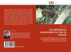 Bookcover of LES PRÉFÉRENCES ALIMENTAIRES DU CERF DE VIRGINIE