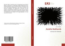 Bookcover of Amélie Nothomb