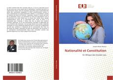 Nationalité et Constitution的封面