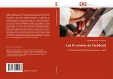 Borítókép a  Les Ouvrières du fast-food - hoz
