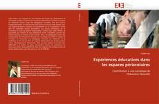 Bookcover of Expériences éducatives dans les espaces périscolaires