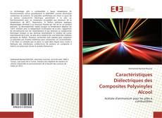 Portada del libro de Caractéristiques Diélectriques des Composites Polyvinyles Alcool