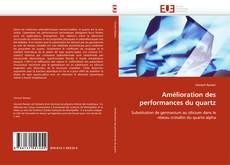 Amélioration des performances du quartz kitap kapağı