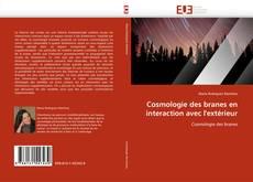 Buchcover von Cosmologie des branes en interaction avec l'extérieur