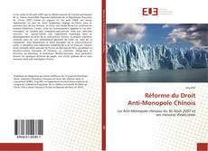 Buchcover von Réforme du Droit  Anti-Monopole Chinois