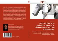 Обложка MICROSCOPIE NON LINÉAIRE: CHIRALITÉ et GÉNÉRATION de SECOND HARMONIQUE