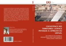 Bookcover of COEXISTENCE DES TERRITOIRES: L'ESPACE PHYSIQUE A L'EPREUVE DU VIRTUEL