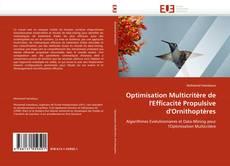 Optimisation Multicritère de l'Efficacité Propulsive d'Ornithoptères kitap kapağı