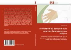 Portada del libro de Prévention du paludisme au cours de la grossesse en Afrique