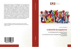 Couverture de L'identité Européenne