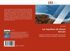 Portada del libro de Les Aquifères de l'Ouest Africain