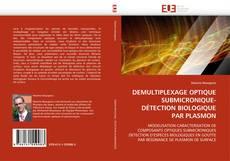 Bookcover of DEMULTIPLEXAGE OPTIQUE SUBMICRONIQUE-DÉTECTION BIOLOGIQUE PAR PLASMON