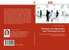 Buchcover von Tactiques de négociation avec l'Amérique du Sud